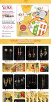Japan Expo 2013 - products by Dedechoutinette