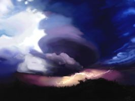 Thunderhead Study w Event File by CaliforniaClipper