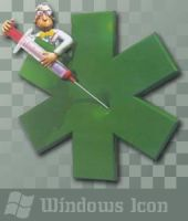 Theme Hospital - Icon by ssx