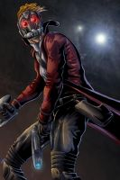 Starlord by MarcOuellette