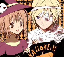 Early Halloween. by inma