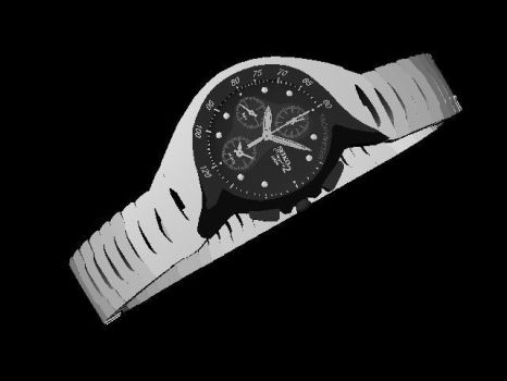 3D Watch by arby11