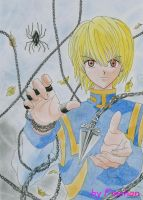 Kurapika by Finchan