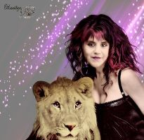 My zodiac sign is Lion by duzetdaram