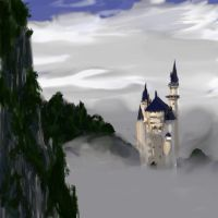 Continue Castle by ErnCer