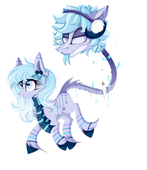 Primal Plant Pony Auction .:CLOSED:. by Kaiilu
