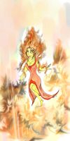 Flame Princess by Jib-Jab