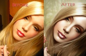 Before After 17 by FP-Digital-Art