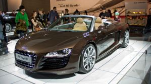 R8 V10 Convertible by PrimalOrB