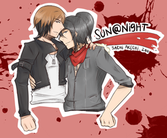 SaN: with you now by sachixakechi