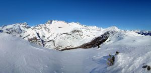 Aletsch Glacier Winter by phxch