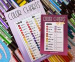 Color Charts Mini ::New!:: by YamPuff