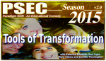 PSEC 2015 Tools of Transformation by paradigm-shifting