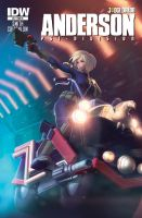 Judge Anderson cover by Kuvshinov-Ilya