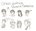 Favorite Chaos Characters by wondernez