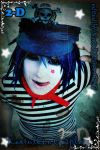 2D cosplay by Kaorulein edited by NoOdL3NiCcAlS97