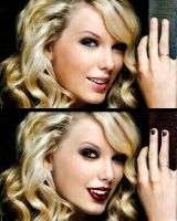 Taylor Swift the vampiress by Charmed-Belle