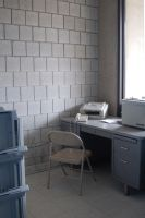 Office by vicissitude-stock