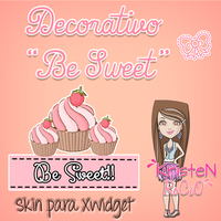 Skin Decorativo BE SWEET byKristeN RoCiO by RoohEditions