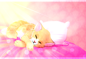 xx mornin' sunshine! by Pebble-Aki