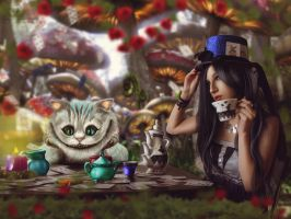 Hatter by elara-dark