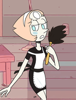 Steven Universe - Pearl 10 by theEyZmaster
