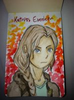 Karniss Everdeen by HarlequinChild