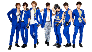 infinite the chaser png by KpopGurl