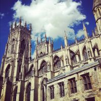 York Minster by 0palesque