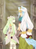 I'm back- Welcome back (Rune Factory 4) by HimenoRenai