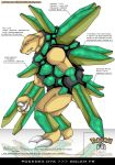 Cancelled FR Pokedex 076 by Pokemon-FR