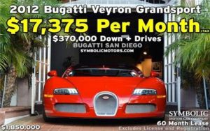 So You Want To Buy a Bugatti by MarcusMcCloud100