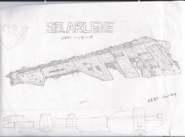S.S. Arlene by Soloboy5