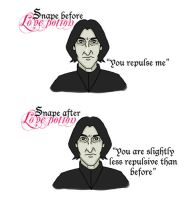 Snape is Potioned by Rotae