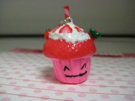 Cake in a Cup- Strawberry by Hey-Jealousy
