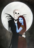 Nightmare Before Christmas by Kogle