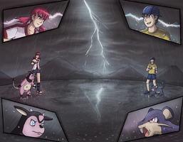 Pokemon: The Ultimate Battle by Arabesque91