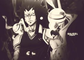 Gajeel Sig by GreenMotion
