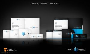 JB Stationery Concepts by Birthed