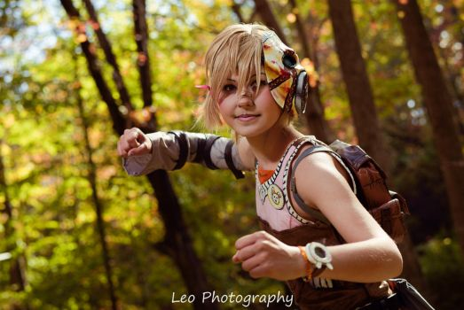 Tiny Tina - Borderlands 2 by MysteryChick1