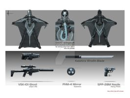 SKAT-drell-diving-wingsuit-concept-board by ArtemyMaslov