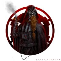 Darth Movember by JamesBousema