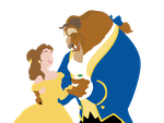 Beauty and the Beast WIP by Mega-multi1