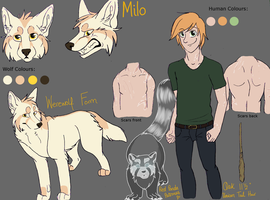 Milo Reference by X-x-Magpie-x-X