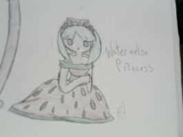 Watermelon Princess by R-C-R