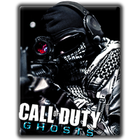 Call of Duty Ghost icon2 by pavelber