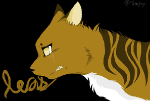 Leafpool. Is. Crying. by TheTeenFox