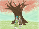 MikuxLen colored by I2ADHS