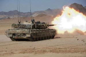 Leopard 2A6 main battle tank Canada Canadian Army  by runswitharmour