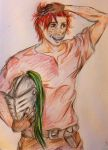 Jamath (OC) Smile! by abreesey